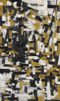 Myrna Harrison: Mosaic Painting #1
