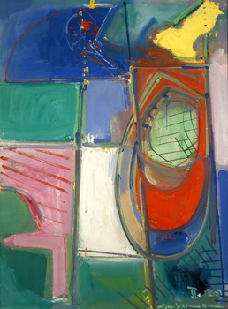 Hans Hofmann: Muted Abstraction