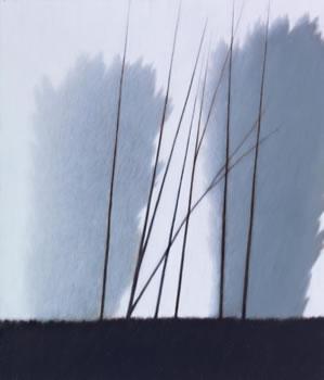 Robert Kipniss: Poised II