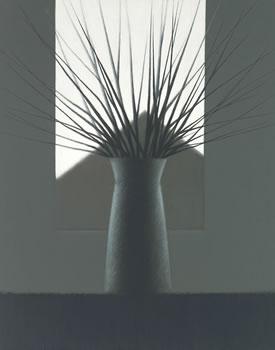 Robert Kipniss: Vase & Roof