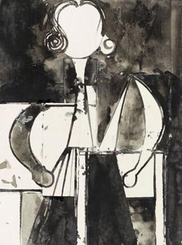 George Lloyd: Deconstructed Figure