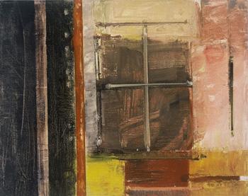George Lloyd: Interior with Window