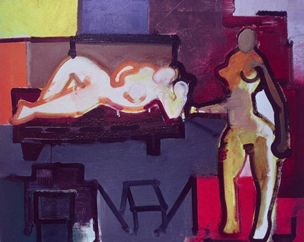 George Lloyd: Two Figure Models