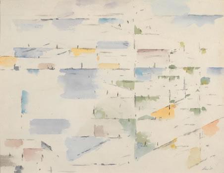 Michael Loew: Monhegan Landscape