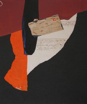Leo Manso: Hood Museum Original for Poster