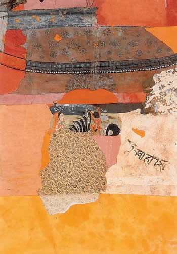 Leo Manso: Krishna's Raga