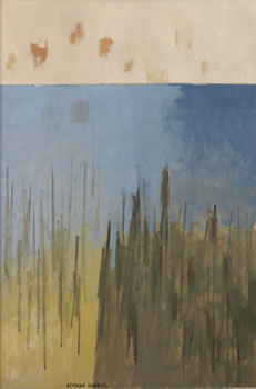 Herman Maril: Cattails
