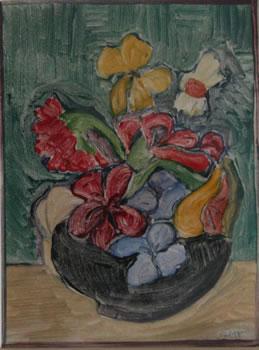 Grace Martin Taylor: Black Vase