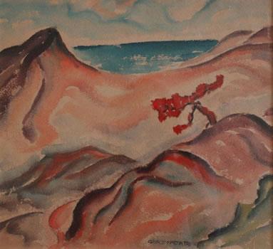 Grace Martin Taylor: Cape Cod Sand Dunes