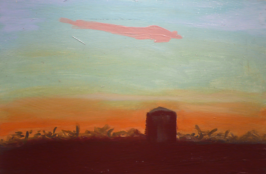 Stewart MacFarlane: Provincetown Sunset