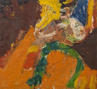 George McNeil: Ballet Dancer #8