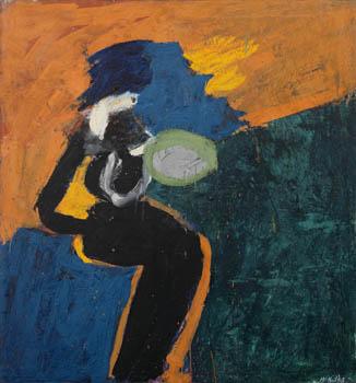 George McNeil: Venetian Mirror