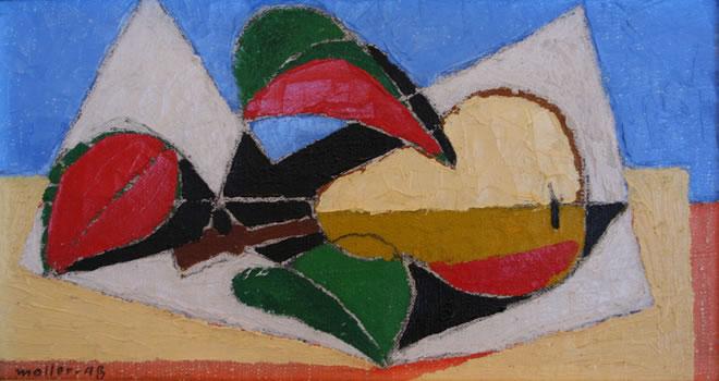 Hans Moller: Pear IV
