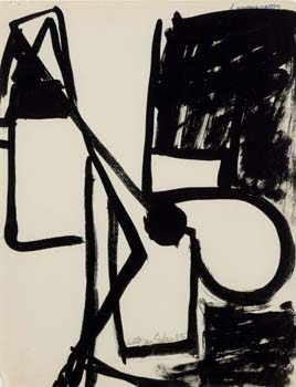 Lillian Orlowsky: Black and White Still Life