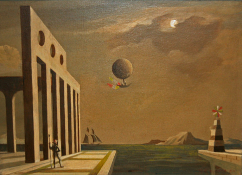 Harold Sterner: Icarus & Daedulus