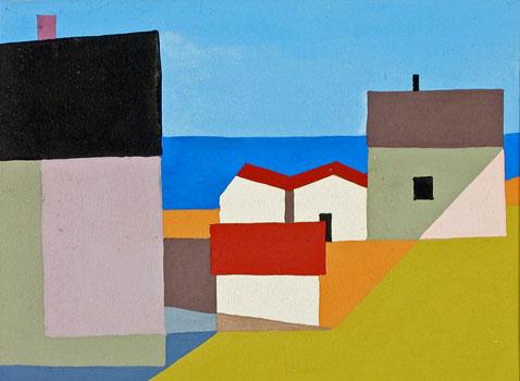 Kenneth Stubbs: Shorescape (CM545)
