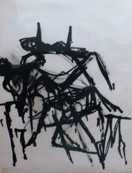 Jack Tworkov: Abstract Drawing