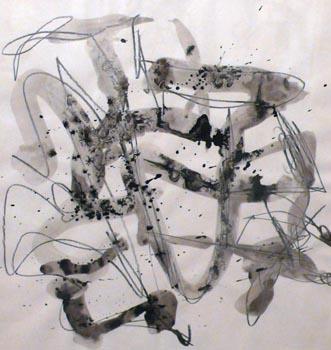Jack Tworkov: Gestural Sketch