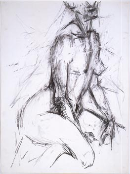 Jack Tworkov: Seated Woman
