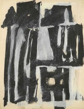 Jack Tworkov: Untitled