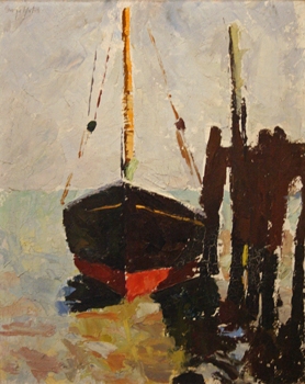 George Yater: On the Bay