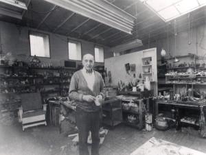 McNeil in Studio-1